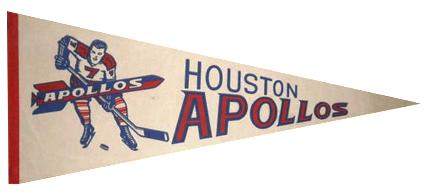 Houston Apollos pennant, Houston Apollos pennant