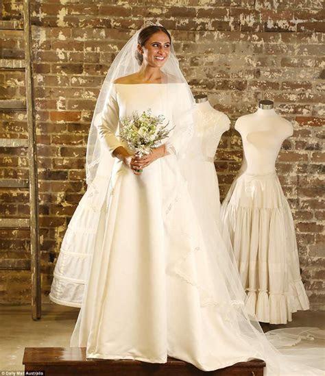 Sewing queens recreate Meghan Markle's designer wedding