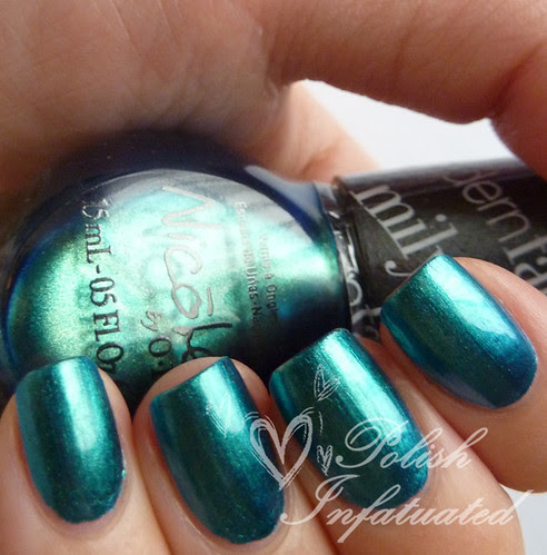 Nicole By Opi Candid Cameron Polish Infatuated