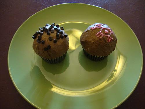 our chosen cupcakes