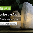 Salt Lamp Goodness | Sage Hill Gardens