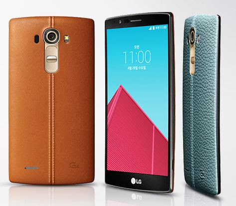 LG G4 goes official – Specifications and features
