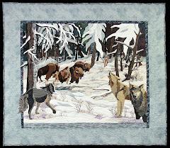 Winter Encounter, ©Carol Ann Sinnreich