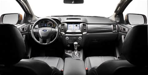 ford ranger  configurator reveals