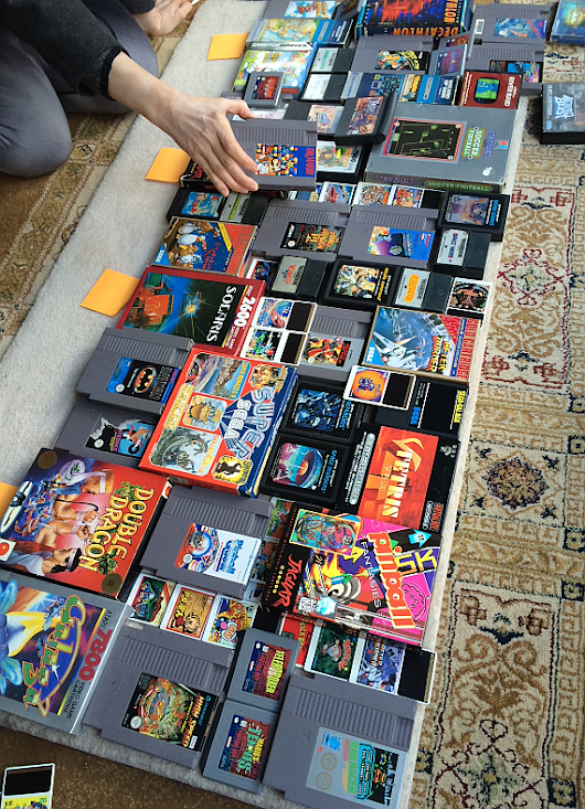 Behind The Scenes: Making of the Ausretrogamer Header Image