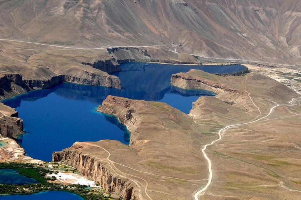 25 lugares tão incríveis que é difícil acreditar que realmente existem
