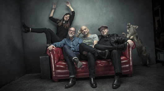 Win a Limited Edition Pixies Box Set
