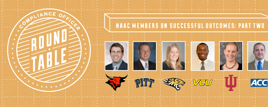 Compliance Officer Round Table: NAAC Members on Successful Outcomes - Part Two - Winthrop Intelligence