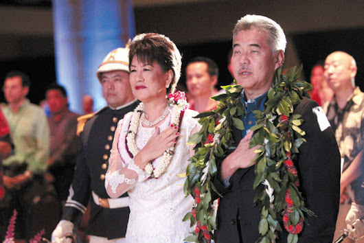 Introducing Hawaii's New First Lady - MidWeek