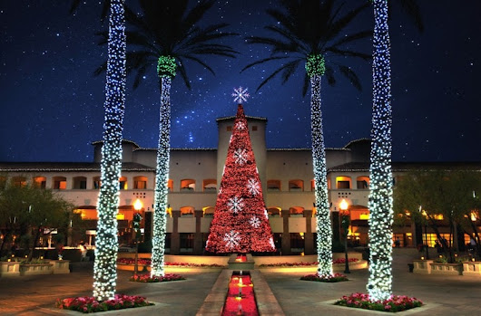 Christmas at the Princess Brings Wintertime Enchantment to Scottsdale