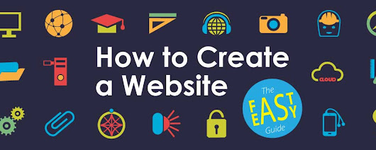 How to Create a Website - the fast and easy guide by WP Learner