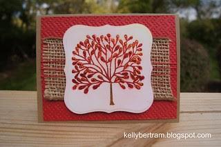 Fall Inspired card