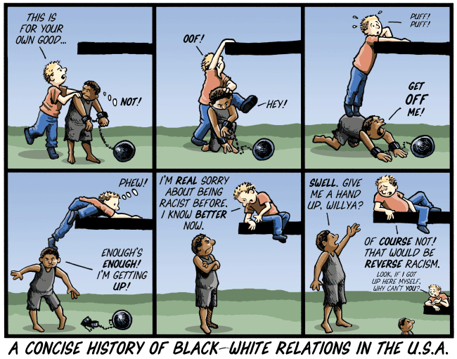 A Concise History Of Black-White Relations In The United States