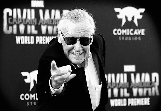 ICON: CELEBRATING STAN LEE!
