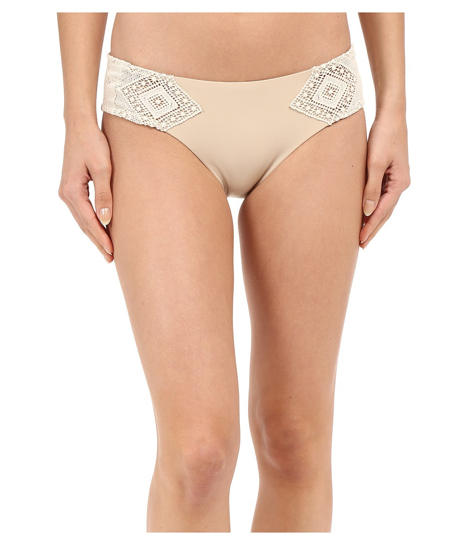 BECCA by Rebecca Virtue - Home Spun American Bottom (Sandy) Women's Swimwear