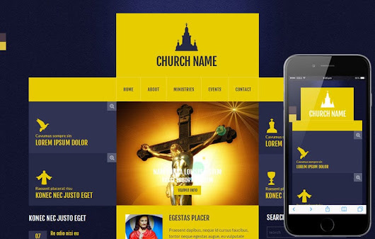 Church a Religious Category Flat Bootstrap Responsive web template by w3layouts