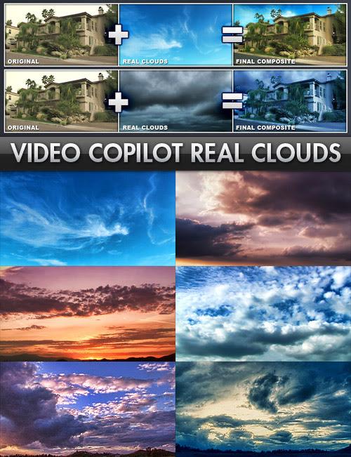 Video Copilot - Real Clouds