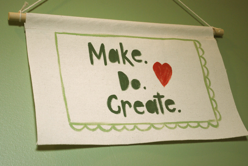 Make. Do. Create.