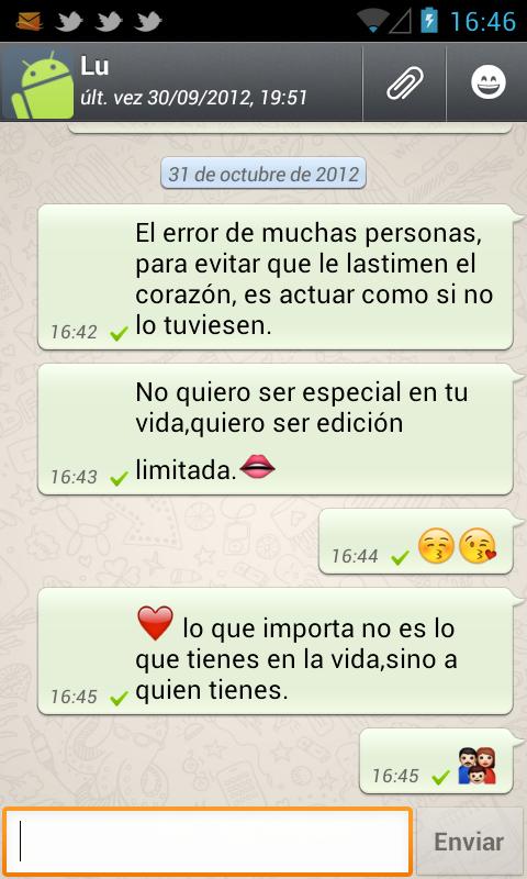 Frasesamor Frases Lindas De Amor Cortas Para Whatsapp