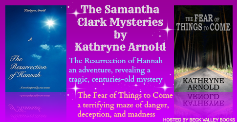 The Resurrection of Hannah by Kathryne Arnold blog tour  |