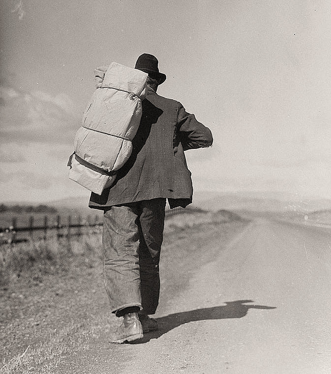 The History Place - Dorothea Lange Photo Gallery: Striving ...