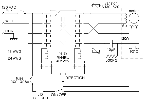 Toggle Switch Wiring Diagram For Safety Interlock