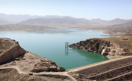 Afghanistan's Water Plans Complicated by Worried Neighbors