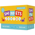 Snippets Junior - The Anything Goes Word Game for Little Wordsmiths
