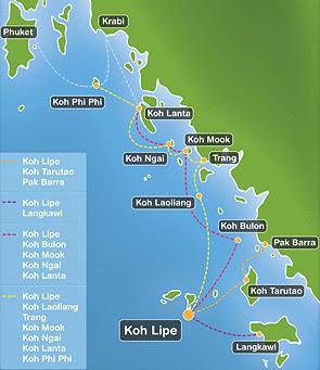 Resultado de imagen de andaman islands thailand map