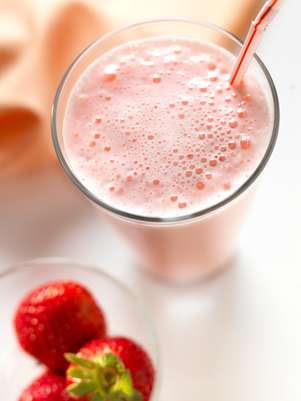 Shakes podem oferer uma refeição equilibrada e pouco calórica Foto: Getty Images