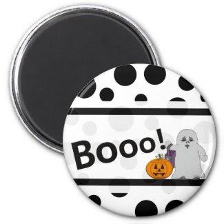 Booo! magnet