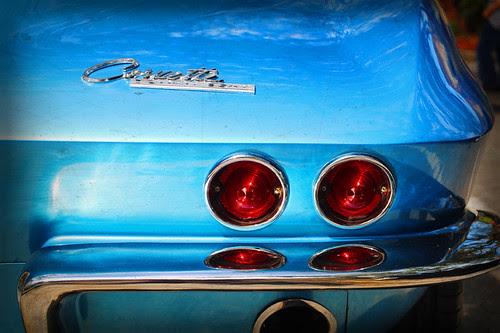 65 Chevy Corvette