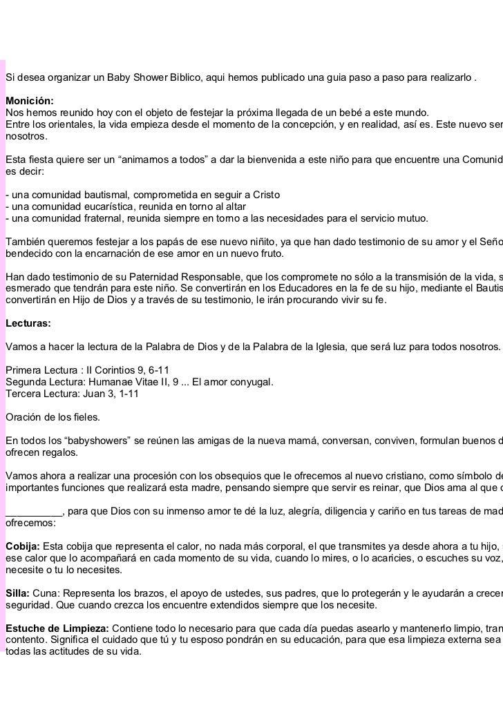 78 Info Ideas Juegos Baby Shower Biblico Pdf Doc 2019