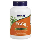 Now Foods EGCG Green Tea Extract 400 mg Capsules 180