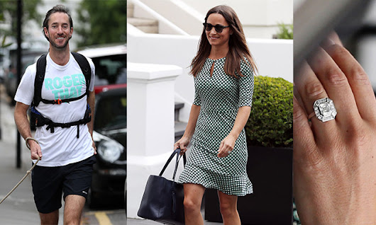 Pippa Middleton will arrive at wedding in horse and carriage