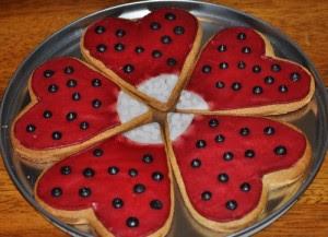 ricette san valentino,biscotti,biscotti san valentino,san valentino,ricette di san valentino,ricette,ricette dolci