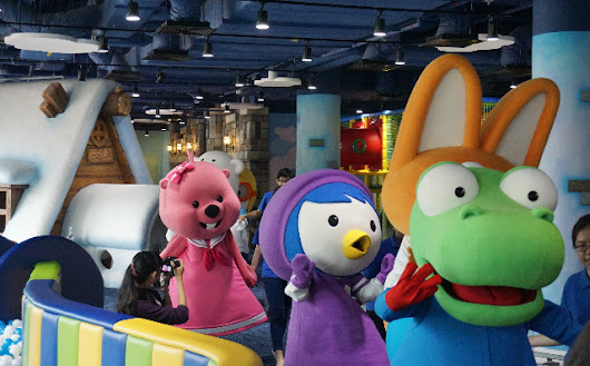 What to expect at Pororo Park Singapore