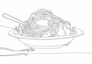 food and meals coloring pages  crafts and worksheets for