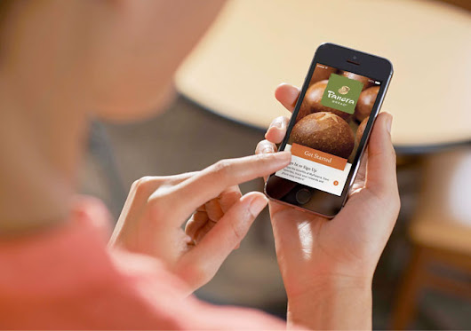 Chains Serve Up Their Own Smart Restaurant Apps - ChainWise