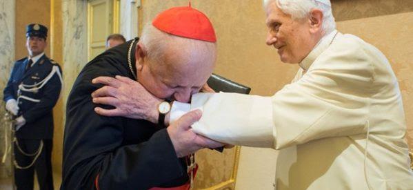 Benedicto XVI: mi camino espiritual y teológico sería inimaginable sin San Juan Pablo II