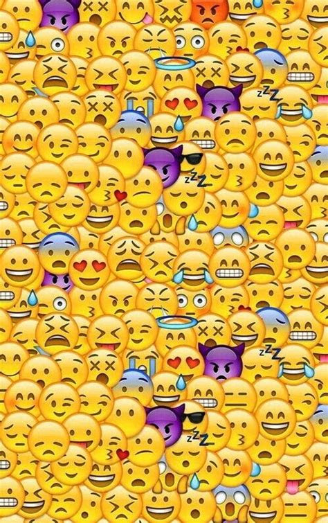emoji wallpaper ideas  pinterest