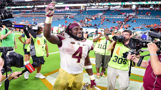 Dalvin Cook ready to play in front of hometown fans at 'Doak South'