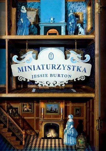 Okładka książki Miniaturzystka