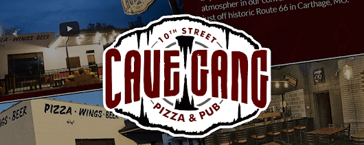 Cave Gang Pizza & Pub - netfishes