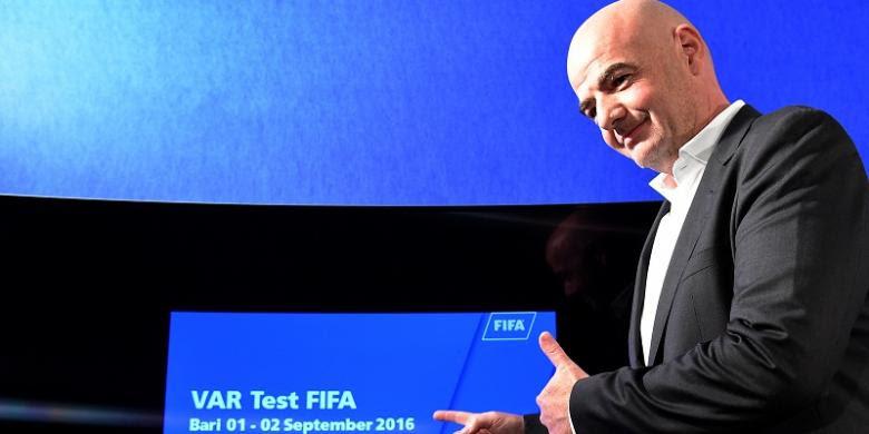 HEBOH!!! FINAL PIALA AFF, Presiden FIFA Gianni Infantino dukung TIMNAS! ini 4 bonus dahsyat dari Presiden!! nomor 3 paling mewah! SEBARKAN!