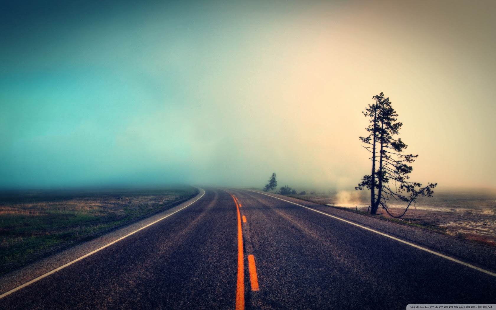 Road To Nowhere Ultra Hd Desktop Background Wallpaper For 4k Uhd Images, Photos, Reviews