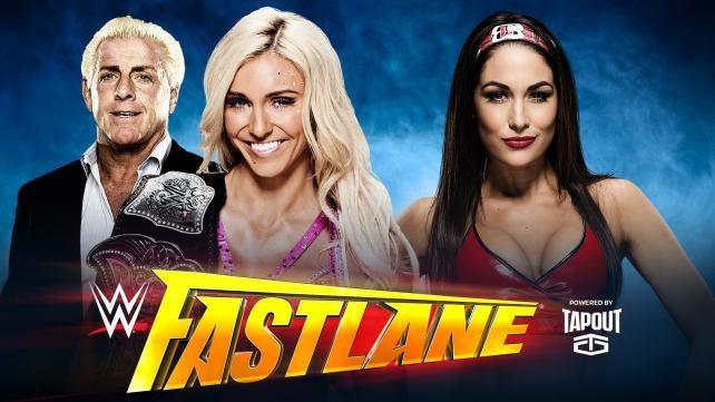 Se añaden dos combates de Divas en la cartelera oficial WWE Fastlane 2016