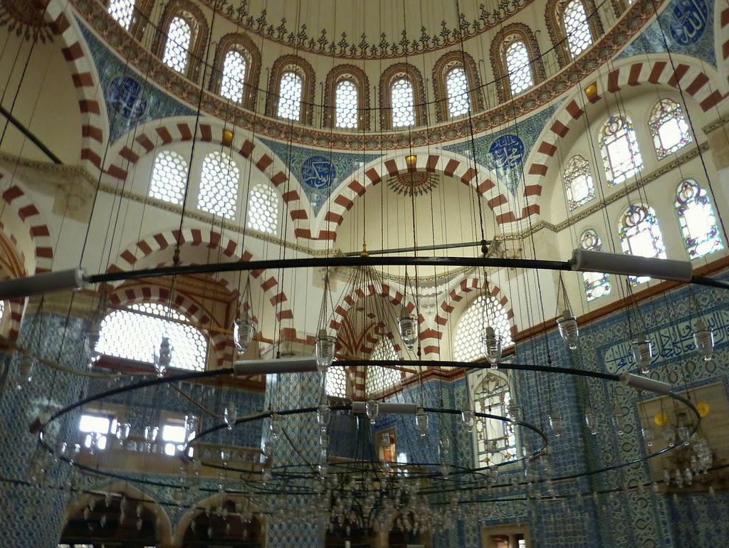 Rustem Pasa Mosque, Istanbul