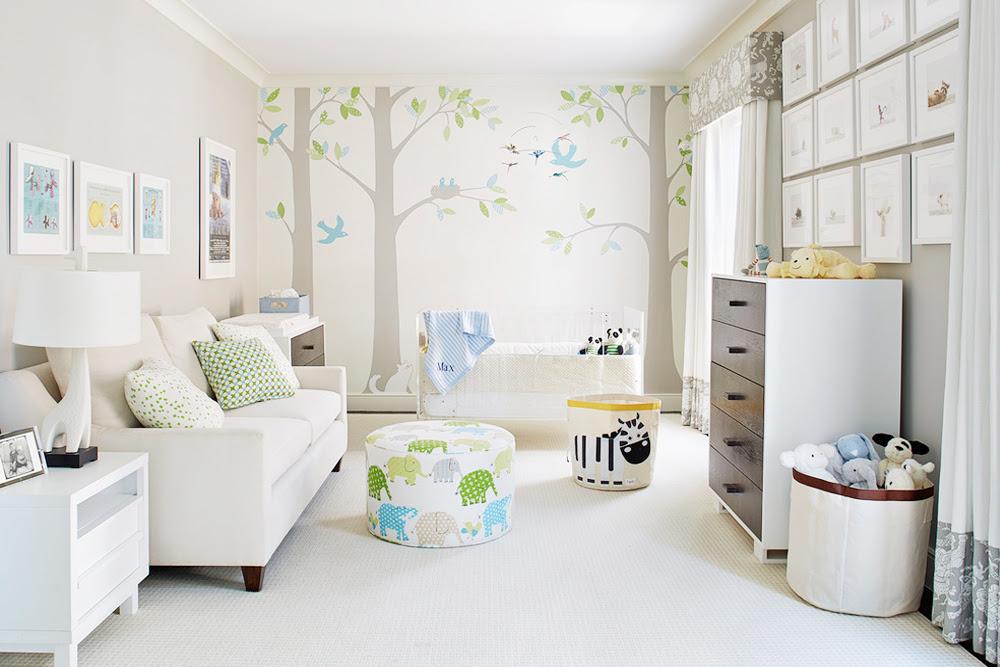 5 Sweet and Elegant Nursery Ideas | Kathy Kuo Blog | Kathy ...
