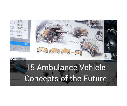 15 Ambulance Vehicle Concepts of the Future - CM Specialist Vehicles